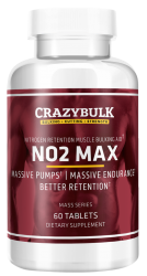 NO2 Max by Crazy-Bulk