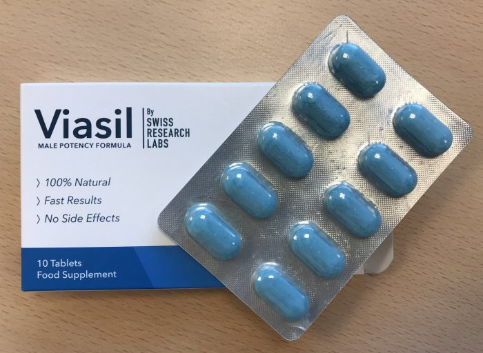 Viasil 10 pills